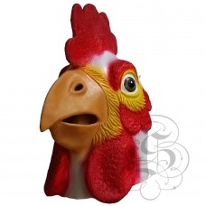 Latex Chicken Mask